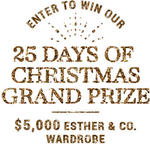 Win a $5,000 Esther & Co. Wardrobe from Esther & Co. and Afterpay