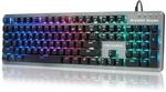 Arealer Roarer 104 Keys RGB Blue Switches Mechanical Gaming Macro Keyboard US $23.49 (AU $33.28) Delivered @ Tomtop