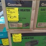 [QLD] Gas Mate Fh 14095 Portable Industrial Air Heater Fan $10 (Was $99) @ Bunnings Oxley