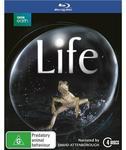 BBC David Attenborough's Life / Frozen Planet / The Hunt / Life Story / Africa Blu-Ray $7.98 ea @ JB Hi-Fi