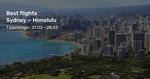 Honolulu, Hawaii from Sydney $372 Return / Melbourne $382 Return on Jetstar @ BeatThatFlight (March-April)