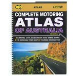 UBD Complete Motoring Atlas of Australia 8th Edition - $1 Pick up Only @ Repco
