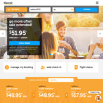 Friends and Family 20% off Sale @ Tigerair