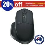Logitech MX Master 2S Mouse $85.56 + Delivery (Free with eBay Plus) @ Apus Auction eBay