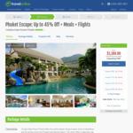 8 Nights Hotel + Return Flights to Phuket $1189 from Perth, Melbourne $1275, Sydney $1299, Adelaide $1315 (p/p) @ Travel Online