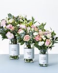 [VIC, NSW, QLD] $10 off Flower Delivery + Free Scented Candle Valued at $30 (Flowers from $54 + Delivery) @ Lvly