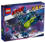 LEGO Movie 2 Rex's Rexplorer! 70835 $115.19 Delivered @ Myer eBay