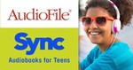 2 Free Audio Books for Teens Per Week until 1 August @ Sync