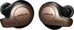 20% off Jabra Elite 65t Wireless Earbuds Copper Black $239.20 Delivered @ OnSport