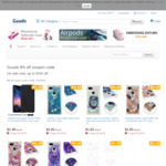 8% off @ Guuds.com (Mobile Phone Accessories)