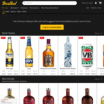 Free Shipping with $70+ Spend @ Boozebud