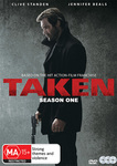 Win One of 5 Taken Season One DVDs from Girl.com.au