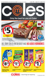 Coles ½ Price: Tim Tams $1.82, Doritos 150g-170g $1.65, Sunsol PRO-biotic Muesli 400g $3.50, Milo Cereal 700g $3.75 + More