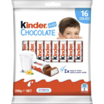 Kinder Chocolate Sharepack 16 Pack $2.50 (Usually $5) at Woolworths
