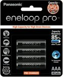 Panasonic Eneloop Pro AAA Rechargeable Batteries (4 Cells) $20 + Shipping ($0 with Prime / $39 Spend) @ Amazon AU
