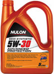 Nulon 5W-30 5 Litre $14.89 (Was $42.99) + Delivery (Free C&C) @ Supercheap Auto (Online Only)