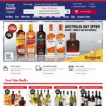 Free Delivery over $40 (Normally $150) @ First Choice Liquor