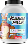 50% off Kanga Milk by Staunch Mass Gainer Protein Powder $42.95 ($85 Normally) + Free Shipping When You Purchase 2 @ SHN