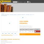High Sierra Freewheel 37L Black $71.55 (RRP $159) + $14.95 Shipping @ Luggage Gear