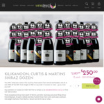 78% off RRP on Premium Red Wine Dozen - $250 Delivered (RRP $1140) @ Wine Direct