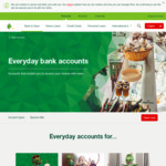St. George Bank: $40 Bonus When Opening an Account and Deposit $500
