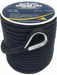 20% off Sea Rock Marine Premium 30mX10mm Double Braided Nylon Anchor Rope with S/S Thimble $55.99 Delivered @ BSRM Amazon AU