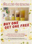 [VIC] BOGOF: Choose From Three Signature Drinks @ Happy Lemon Melbourne Chinatown