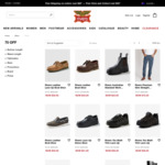 70% off over 200 Styles | Free Delivery over $80 @ Rivers