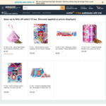 50% off T2 Teas Christmas Flavours + Delivery ($0 with Prime/ $39 Spend) @ Amazon AU