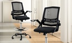 Breathable Fabric Office Chair $99 + Shipping via Groupon