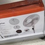 Anko 40cm Wi-Fi Pedestal Fan $20 @ Kmart