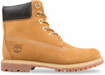 Timberland 6 Inch Premium Womens Boot (Wheat Waterbuck) - $119.99 (Was $269.99) + $10 Delivery ($0 C&C) @ HypeDC