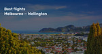 Singapore Airlines: Melbourne to Wellington Direct from $325 Return [July-August] on an A350 @ BeatThatFlight
