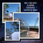 Win a Two Night Glamping Escape on Raymond Island from Skytentoz (NSW/VIC)