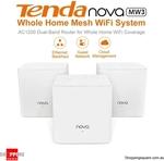 Tenda Nova MW3 3pk Home Mesh Wi-Fi System $99.95 Delivered @ Shopping Square