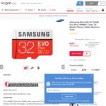 Samsung MicroSD HC 32GB Evo Plus $10.97 Delivered @ Kogan