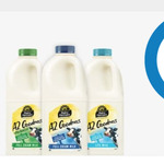 1 Free Dairy Farmers A2 Goodness Milk 2L @ Coles (flybuys Members)