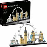 LEGO Architecture London (21034) $47 (RRP $59.99) Shipped ($37 with App Coupon) @ Amazon AU