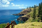 Norfolk Island from $621 Return from Brisbane (Sep-Dec), from $625 Return from Sydney, Other Ports as Well @ Beat That Flight