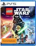 [PS5, Pre Order] LEGO Star Wars: The Skywalker Saga $69, Spiderman Miles Morales Ultimate Edition $124 Delivered @ Amazon AU