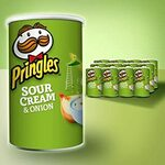 Pringles: Sour Cream & Onion (OOS), BBQ (OOS) or Original 12x53g $11 ($9.90 S&S) + Delivery ($0 w/ Prime/ $39 Spend) @ Amazon AU