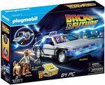 [Prime] Playmobil Back to The Future Delorean Play Figures $51.78 Delivered @ Amazon UK via Amazon AU