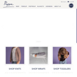 40%-50% off Baby Clothing Sitewide @ Pappe