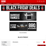Black Friday Sale (up to 40% off BBQs & Furniture, 20% off Big Brand BBQs) @ Barbeques Galore