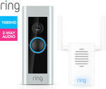 Ring Video Doorbell Pro $278 + Delivery @ Catch (Price Beat $250.20 @ Bunnings)