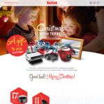 Win 1 of 25 Prizes Worth Up to $499.95 from Tefal