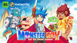 [Switch] Monster Boy and the Cursed Kingdom $21.83 (was $59)/Oceanhorn: Monster of the Uncharted Seas $6.99 - Nintendo eShop