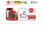 $5 Discount Voucher (Min. Spend $20 Excluding Postage) @ Shopping Square