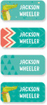 Name Stickers/Labels 32-Pack $0 (Was $13) + $5 Delivery @ Hippo Blue