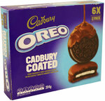 [TAS] Cadbury Chocolate Covered Oreo Cookies 204g $1 @ Shiploads